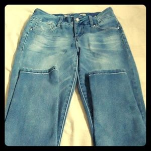 Seven skinny jeans inseam 29 inches size 8